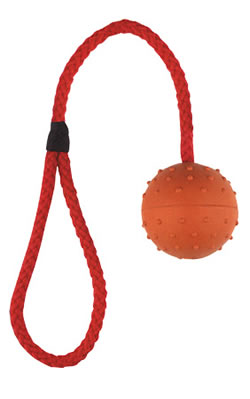 "ALB-496 2.5"" BALL ON ROPE"