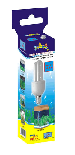 FRF-5W 5WATT ENERGY BULB