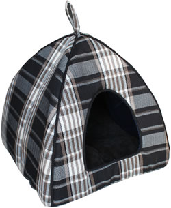 LB-429E IGLOO CAT BED 17""