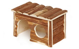 "LB-117 11"" MEDIUM WOODEN HOME"